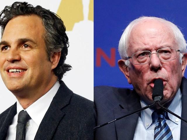 Mark Ruffalo endorses Bernie Sanders for president in new campaign ad