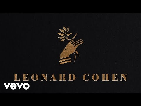 """Listen to new Leonard Cohen song """"The Goal,"""" from just-announced posthumous album"""