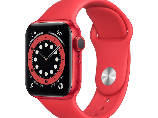The Apple Watch Series 6 falls back to $249