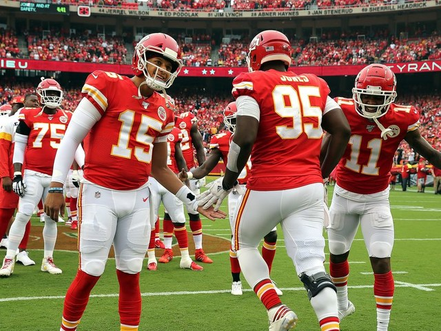 The Chiefs can repeat as Super Bowl champs if they upgrade their defense