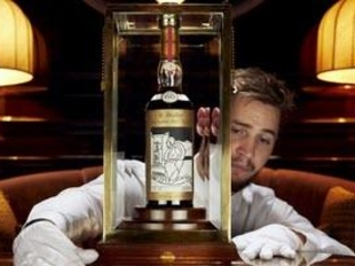 World's Rarest Whiskey Collection, Including Two $2 Million Bottles, Slated For Auction Early Next Year