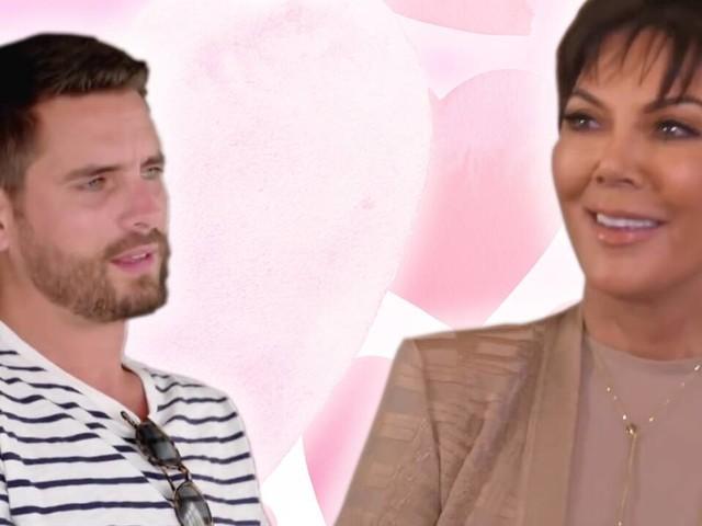Scott Disick & Kris Jenner's Best Bonding Moments