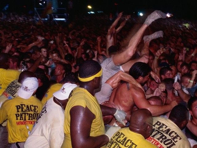 Before Woodstock '99 Was a Nightmare, It Was One Town's Dream
