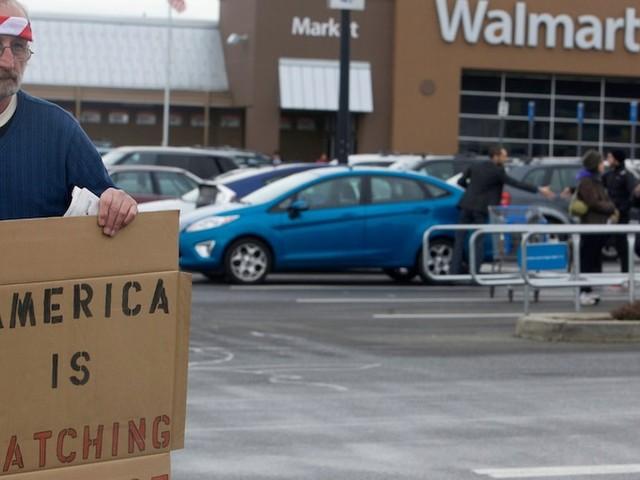 Walmart hits a record high after announcing major overhauls to its gun policies (WMT)