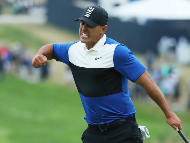 PGA Championship: Brooks Koepka claims fourth career major