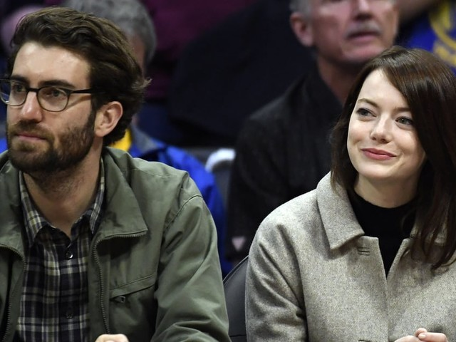Emma Stone Is Engaged! Get to Know Her Fiancé, Dave McCary
