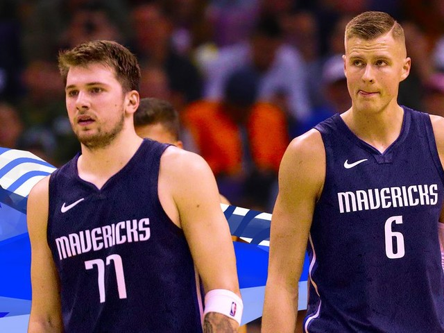 Why Luka Doncic and Kristaps Porzingis are a perfect match