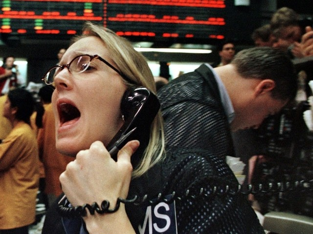 World stocks are tumbling on fears of a Trump impeachment inquiry and China trade snags