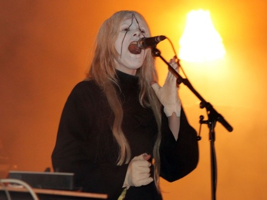Fever Ray Teases New Project