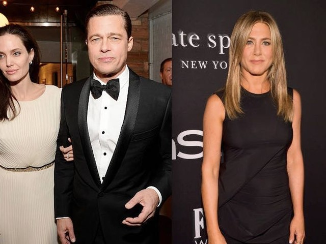 Truth About Jennifer Aniston's Role In Brad Pitt, Angelina Jolie Divorce