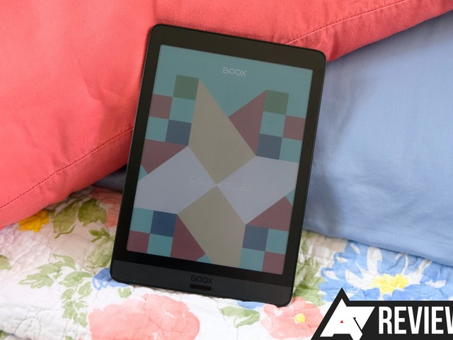 Onyx Boox Nova3 Color review: Android + E Ink = awesome