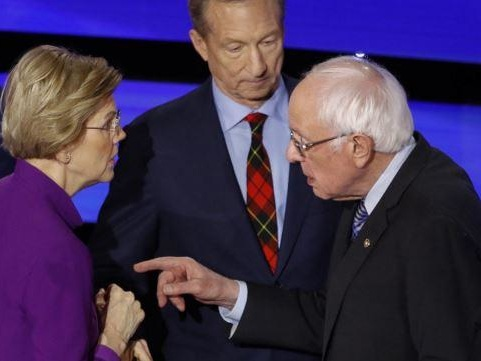"""Bernie Will Play Dirty"" - Former VT Gov Bashes Sanders As Feud With Warren Cools"