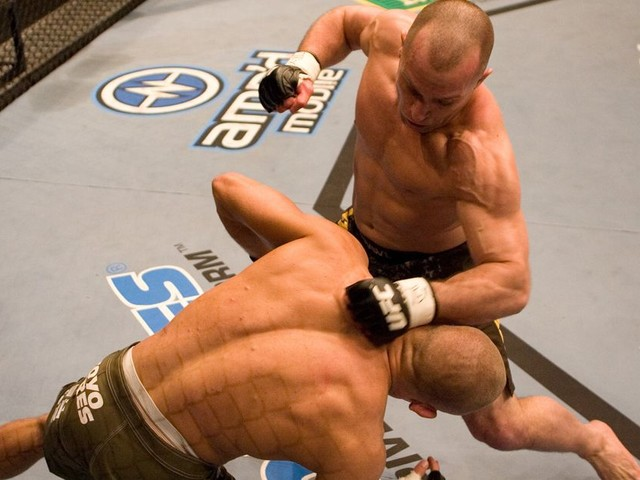 This Day in MMA History: Serra stuns GSP, Severn wins UFC 5