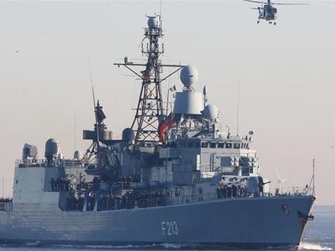 EU WillDeploy Warships Off Libya's Coast To Enforce UN Arms Embargo