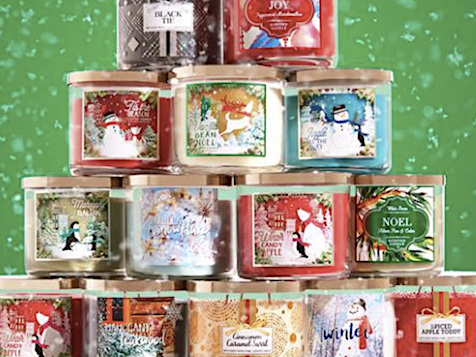 Bath & Body Works: Annual Candle Day Sale is on December 7th