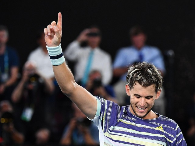 Dominic Thiem beats Alexander Zverev to reach 1st Australian Open final