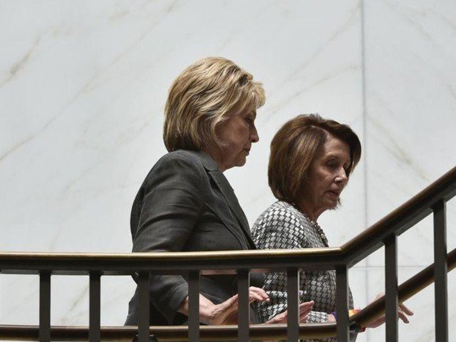 Clinton, Pelosi float conspiracy theory that Trump and Putin worked together to plan the Capitol riot