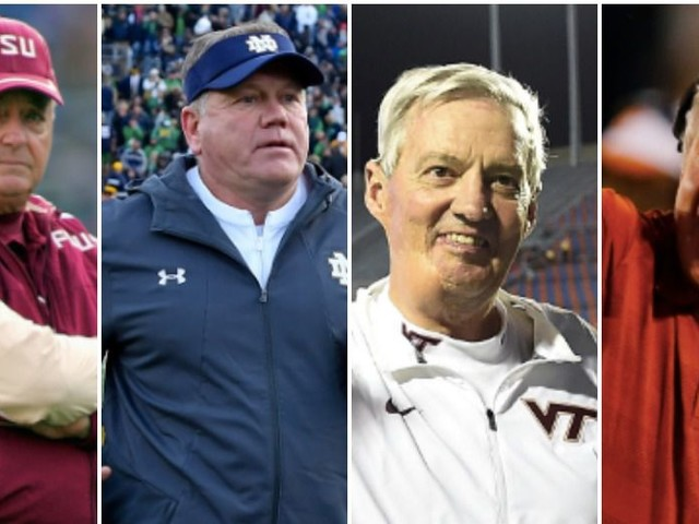 Frost, Taggart, and Kelly aren't the first coaches to have rough Year 1s