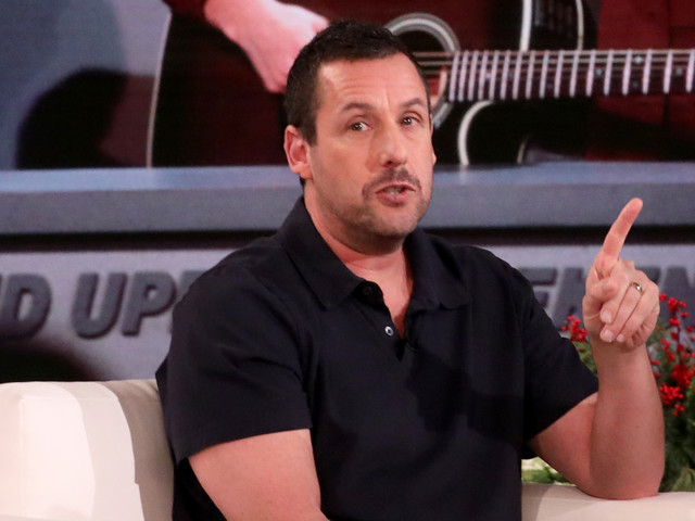 Adam Sandler Reveals Who Convinced Him to Take 'Uncut Gems' Role - Watch!