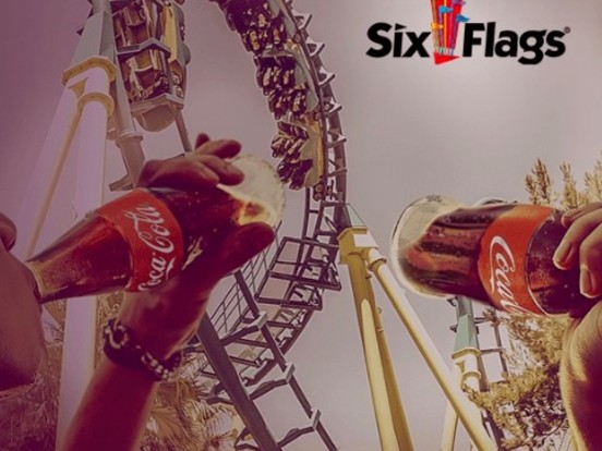Coca-Cola & Six Flags Instant Win Game – 1,500 Winners!