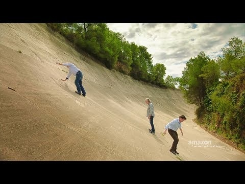 The Grand Tour Season 2 Montage Is Better Than Any Trailer Yet