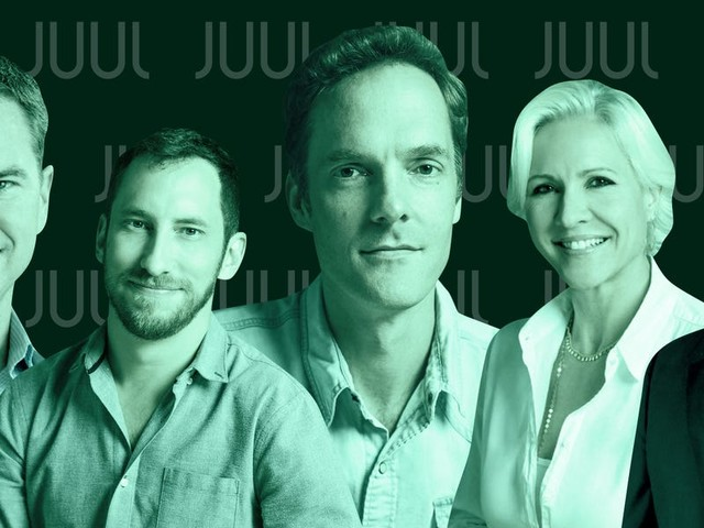 These are the 23 key people at Juul Labs who are charged with navigating the company through regulatory scrutiny and federal investigations
