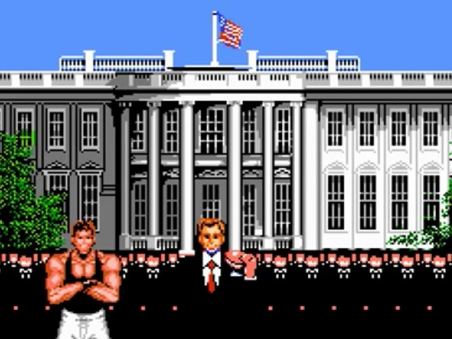 The best presidents in video games