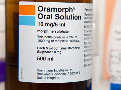 Luxury Rehab Guide for Oramorph Addiction