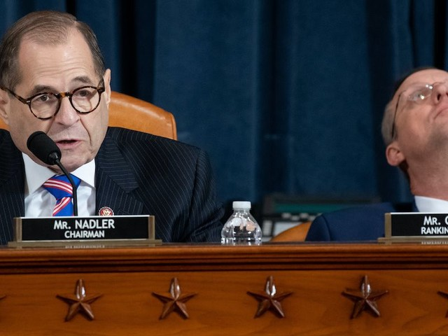 House Judiciary Committee announces that it will hear impeachment evidence