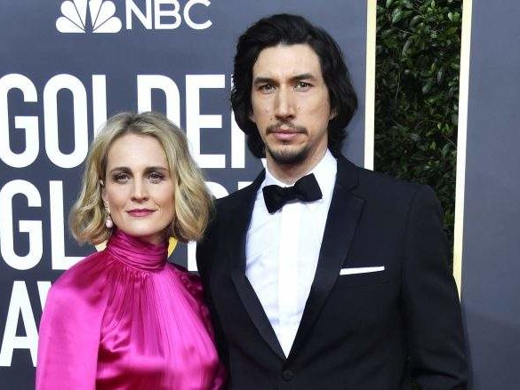 Joanne Tucker, Adam Driver's Wife: 5 Fast Facts You Need to Know