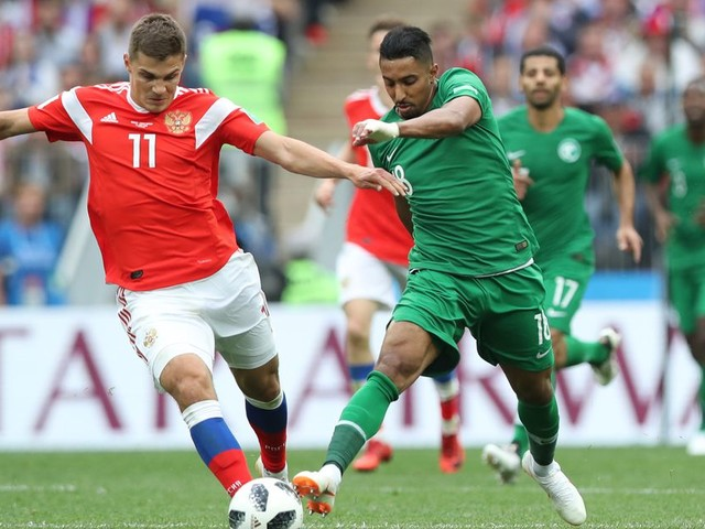 World Cup opening game proved a little tricky for people with colour blindness