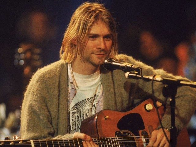 One of Kurt Cobain's iconic sweaters is going up for auction, and it's expected to sell for more than $300,000