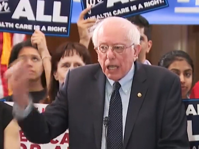 Bernie's 'Medicare-for-All' plan includes paying for illegal immigrants