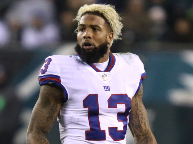 Giants players don't care Odell Beckham is a no-show again