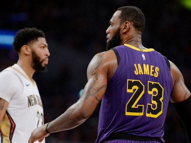 Trading Anthony Davis to the Lakers is actually the Pelicans' best option