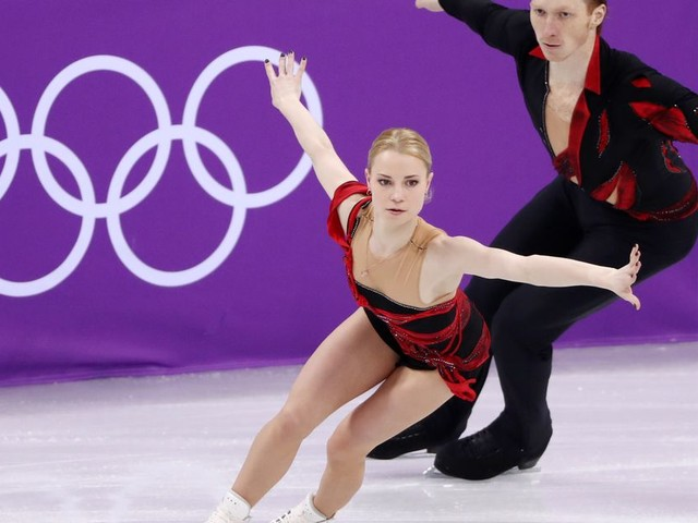 Olympic figure skating results 2018: Canada leads after 1st day of team events