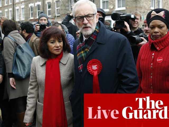 General election 2019: nation faces 'historic' choice – polling day live news