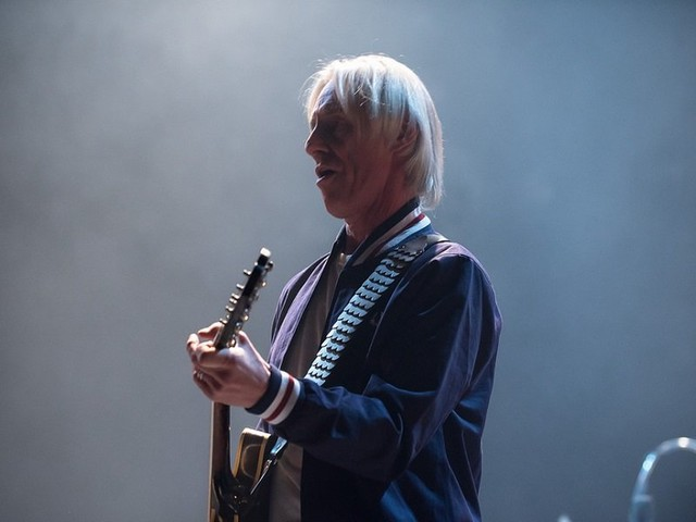 Paul Weller's Royal Festival Hall gigs to be released as a live album and DVD
