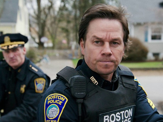 The most-watched movie on Netflix this weekend is a Mark Wahlberg thriller