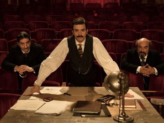 Film Review: 'Cyrano, My Love' ('Edmond')