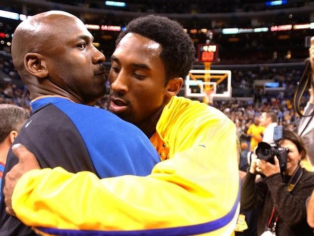 'When Kobe Bryant died, a piece of me died': Michael Jordan remembers fellow NBA legend Kobe Bryant like a 'little brother'