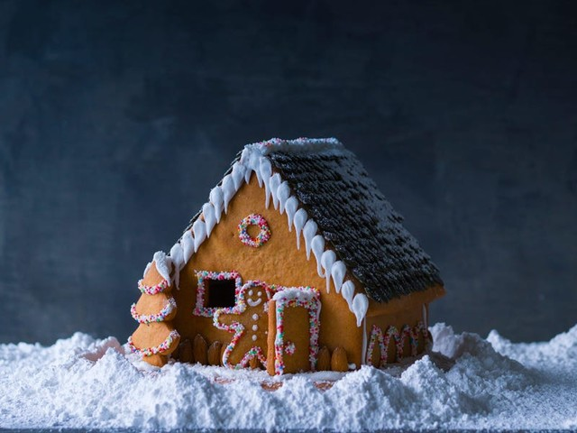 The best gingerbread house kits