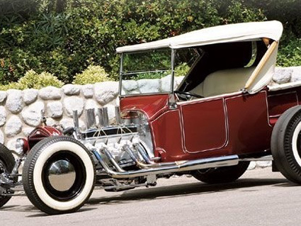 Pebble Beach announces a special class of Hot Rod cover cars