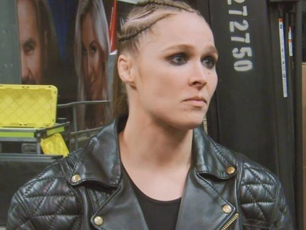 "Nia Jax Criticizes Ronda Rousey's ""Disrespectful"" Performance on Total Divas"