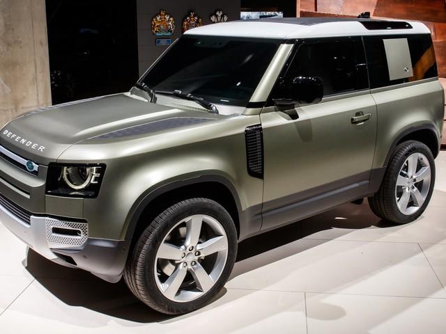 "Land Rover's Short Defender 90 Sets Foot In America, Start Froms ""Around $50k"""