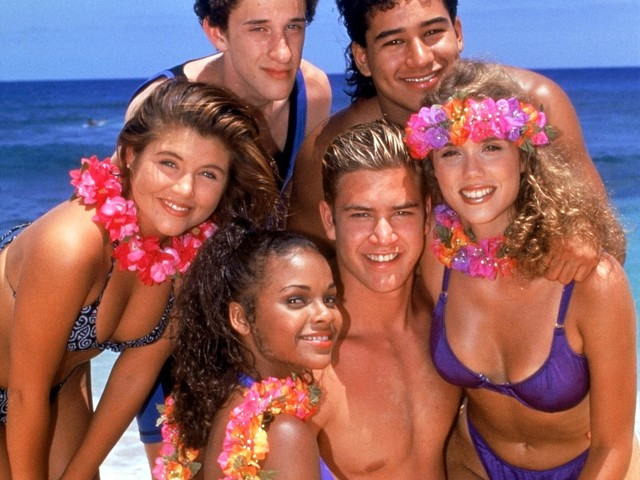 'Friends forever': 'Saved by the Bell' cast reunites to celebrate 30 years of friendship