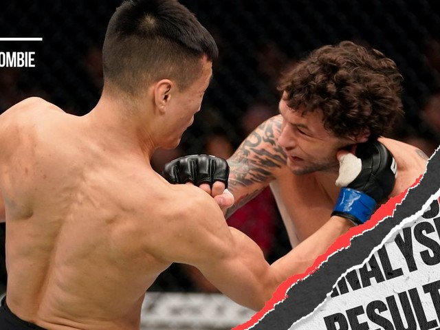 UFC Busan: Edgar vs Zombie post-fight results and analysis