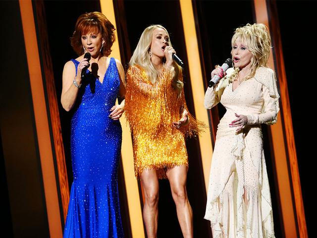 Country's female legends kick off 2019 CMA Awards