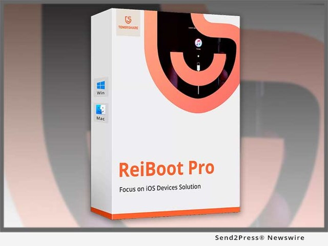 Tenorshare ReiBoot Can Fix All iOS 12 Problems