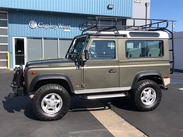 1997 Land-Rover Defender Defender 90 LE Willow Edition